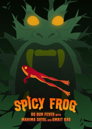 Spicy Frog